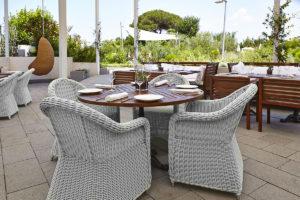 Bianca Restaurant - La Suite Resort - Procida