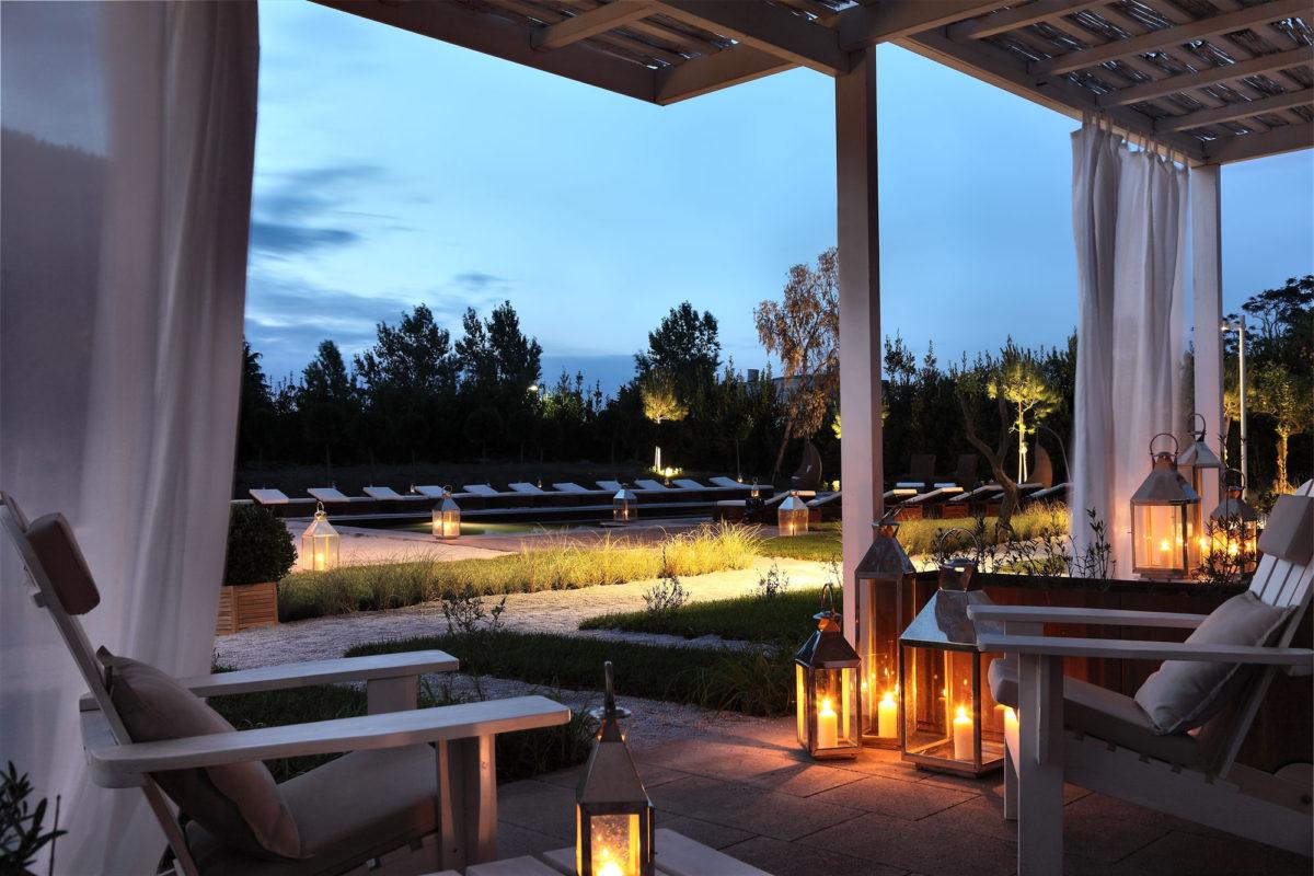 Garden - La Suite Resort - Procida