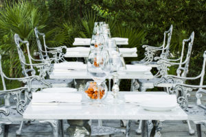 Outdoor Cafè - La Suite Resort - Procida