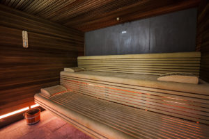 Sauna - La Suite Resort - Procida