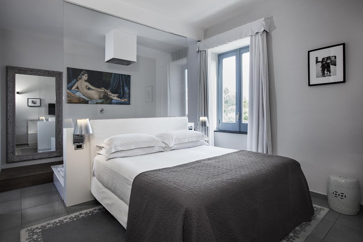 Chromoterapy Suite - La Suite Boutique Hotel - Procida